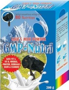 Susu kambing etawa GMP+NUTRI